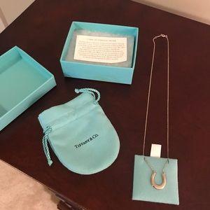 Classic Tiffany Horseshoe Necklace